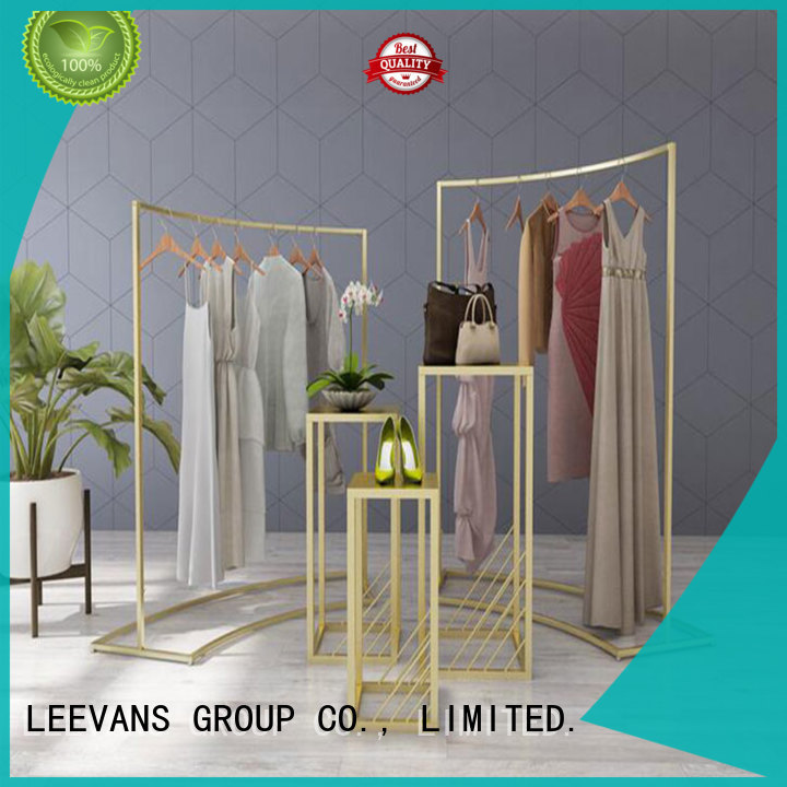 Custom clothes display stand manufacturers