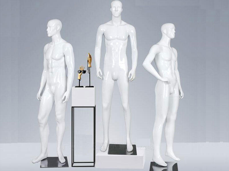 High-quality clothes display mannequin Supply-1