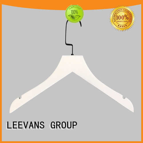 LEEVANS Wholesale suit jacket hanger Suppliers for clothes
