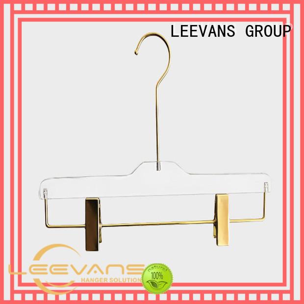 LEEVANS New custom coat hangers manufacturers for sweaters