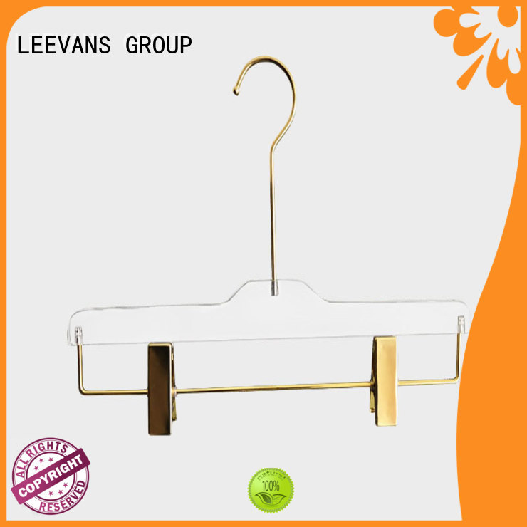 Latest clear acrylic hangers top Suppliers for casuals
