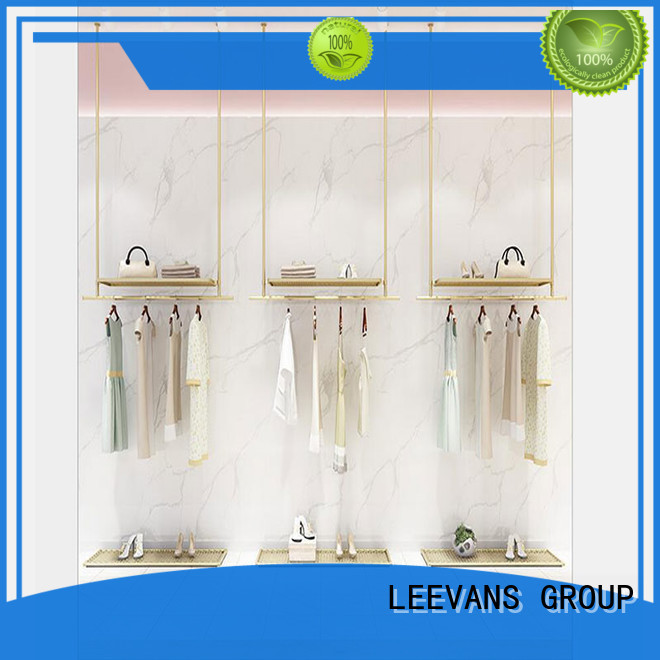 Wholesale clothes display stand for business