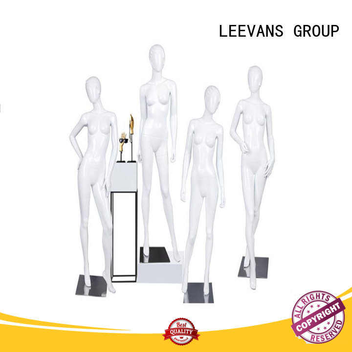 LEEVANS Top clothes display mannequin Suppliers