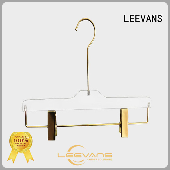 LEEVANS Top good hangers factory for pant