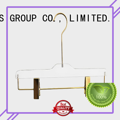 LEEVANS High-quality white hangers for business for sweaters