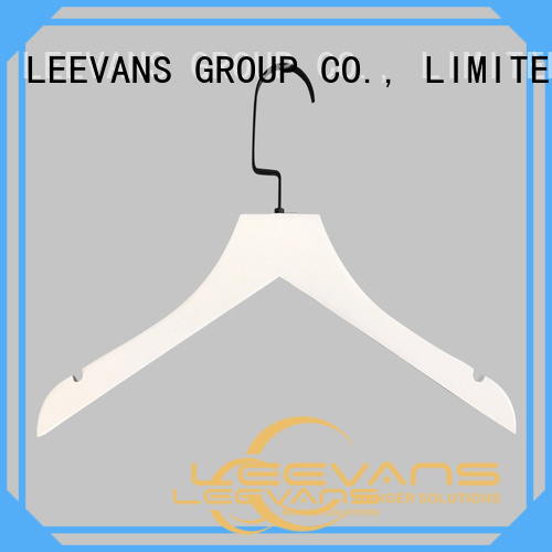 LEEVANS Best hangers with clips for pants for business for clothes