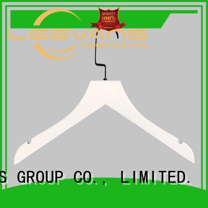 Top men's coat hangers brown Suppliers for skirt