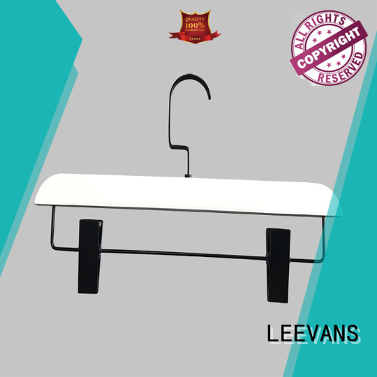 LEEVANS adult where can i buy wooden hangers for business for kids