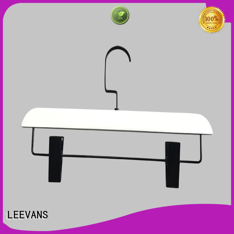 LEEVANS Best dark brown wooden hangers manufacturers for clothes