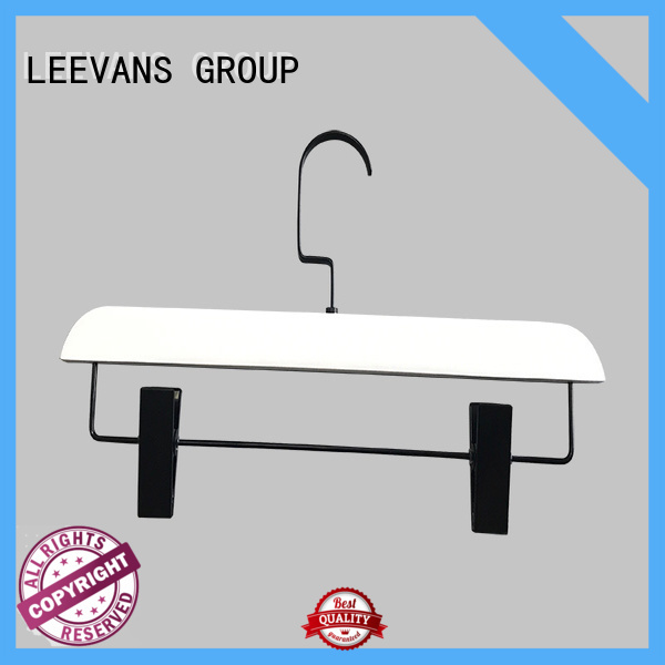 LEEVANS Top luxury clothes hangers factory for clothes