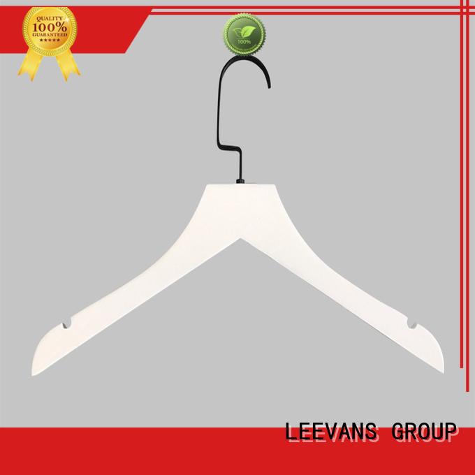 LEEVANS adult clothes hangers for skirts factory for children