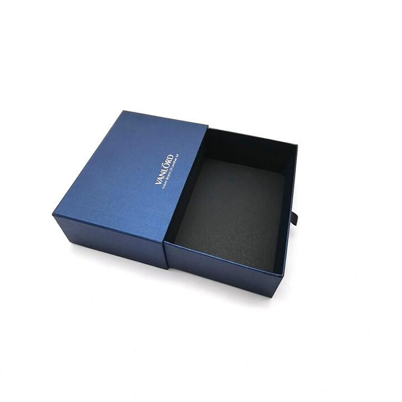 product-LEEVANS-Custom Printed Corrugated Paper Mailing Gift Luxury Tshirt Box Wholesale Black Cloth