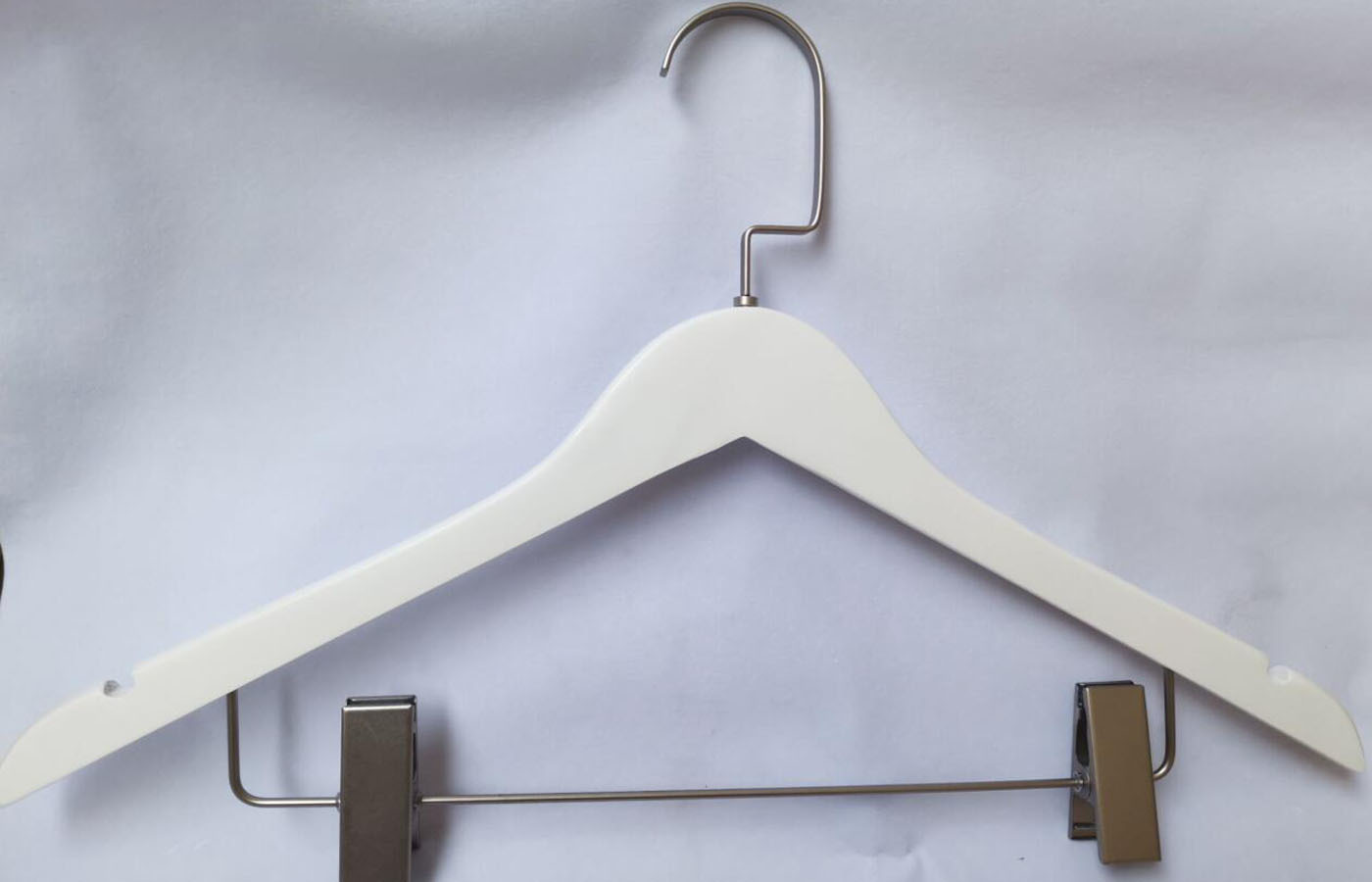 Woman Fashion Store Clothes Wood Hanger