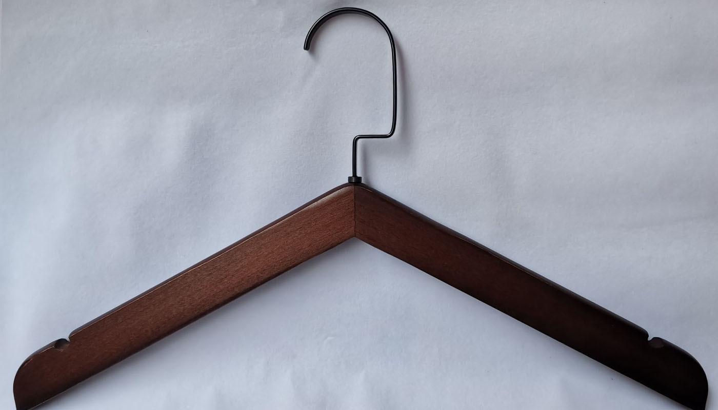Triangle Wooden Hanger