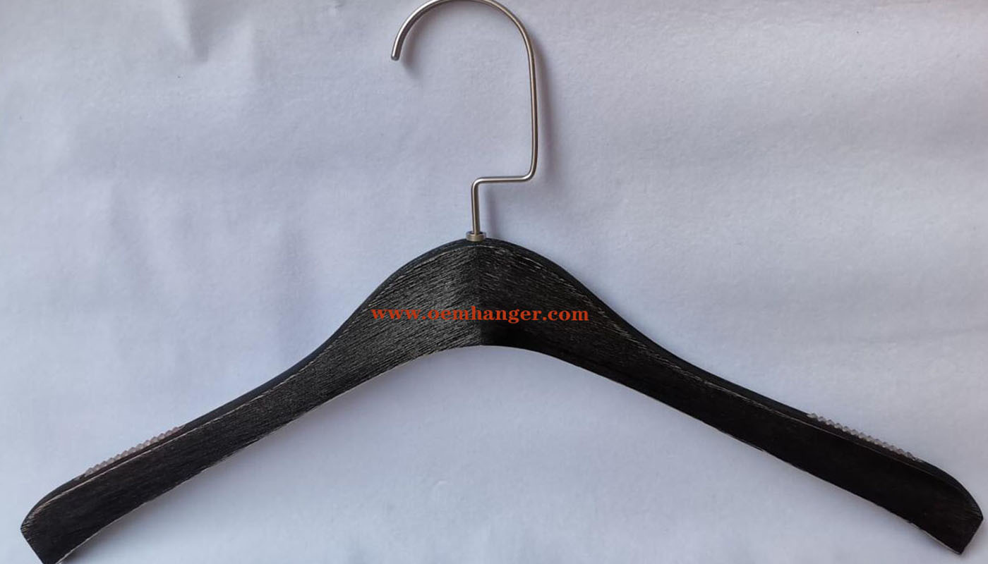Wooden Hanger For Men Store Or Woman Store
