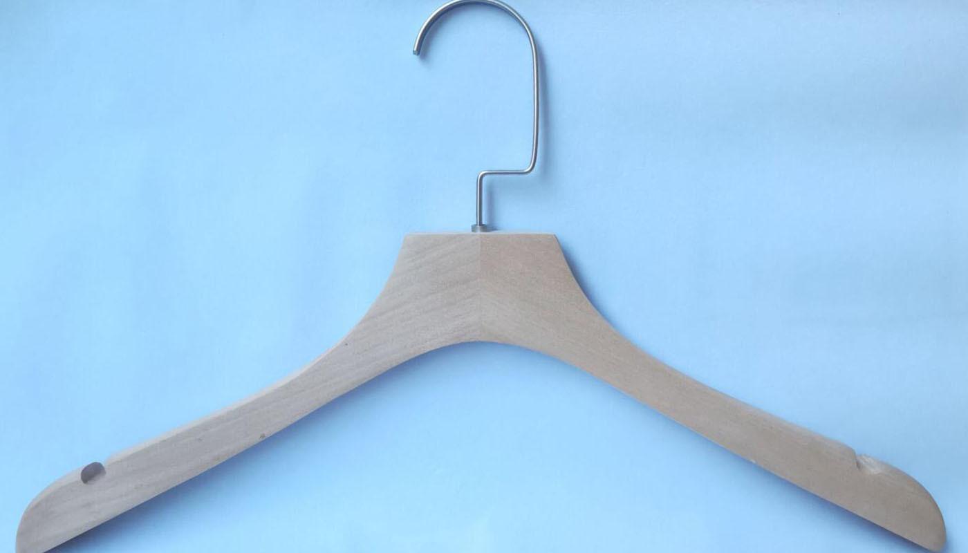 Dressing Hanger Wooden Coat Hanger