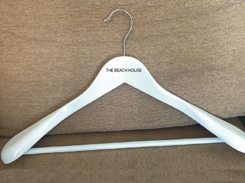 Widly Shoulder 450 mm Suit Hanger In White ,Black