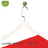 New ladies clothes hangers customized factory for clothes