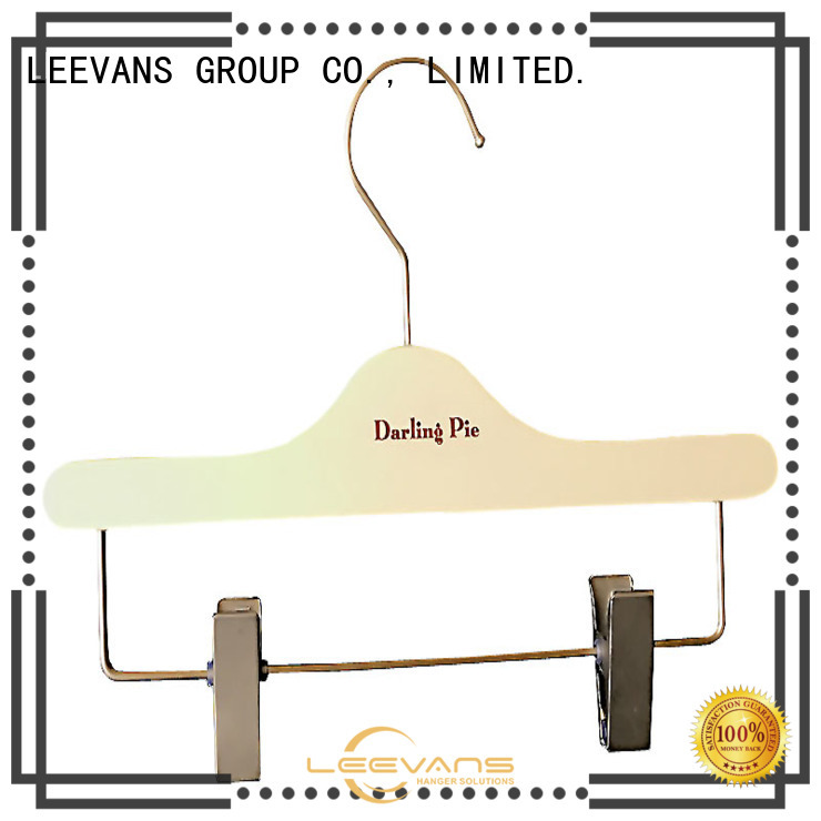 LEEVANS High-quality suit coat hangers factory for kids