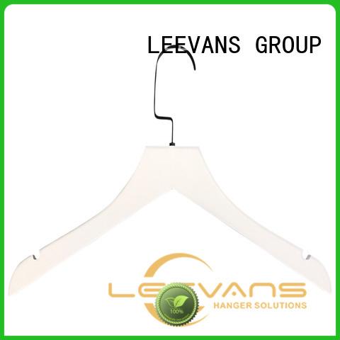 LEEVANS New bride wooden hanger manufacturers for children