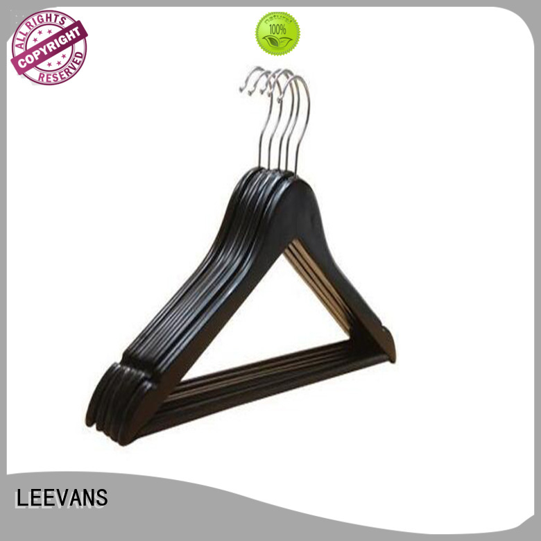 LEEVANS plywood solid wood hangers Supply for pants