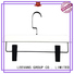 Best wooden coat hangers wholesale sales manufacturers for trouser