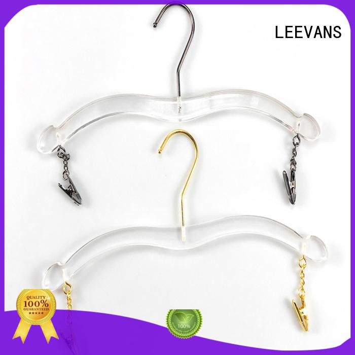 custom hangers with logo bedroom for trusses LEEVANS