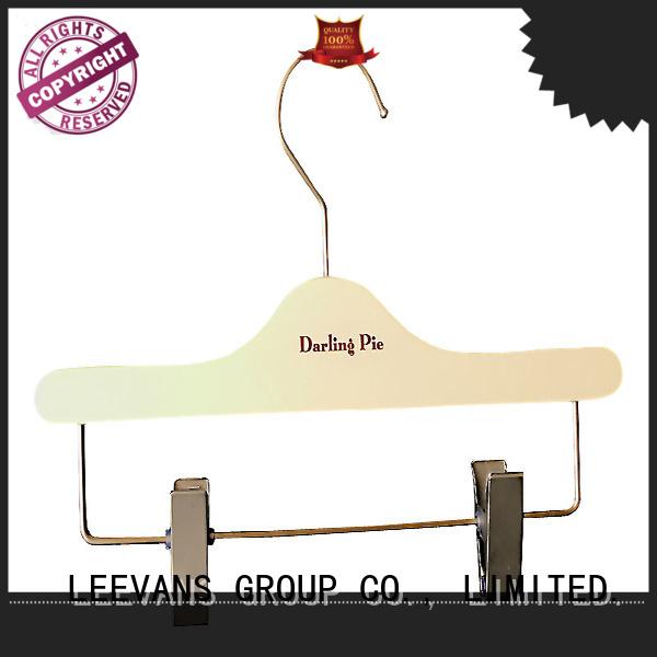 Latest heavy duty wooden coat hangers hanger for business for trouser