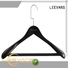 New wood clothes hangers wholesale surface for business for trouser