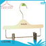 extension wooden pants hangers supplier for trouser