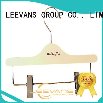 LEEVANS hangers cheap coat hangers for business for trouser