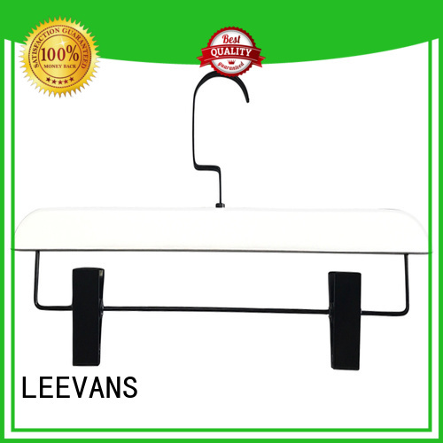 LEEVANS or men's clothes hangers factory for kids