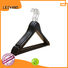 High-quality heavy duty wooden coat hangers panton for business for clothes