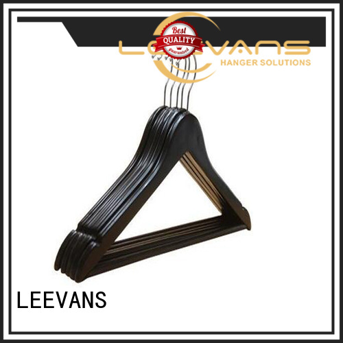 Latest discount wooden hangers hangers manufacturers for clothes